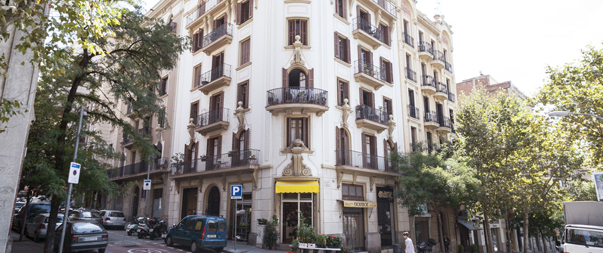thesuites Barcelona Apartments - Exterior