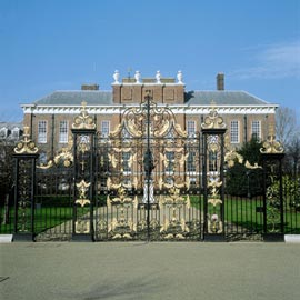 Kensington Palace London Breaks