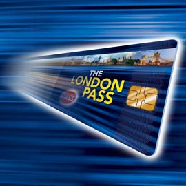 London Pass with Travel Card - 3 Day London Breaks