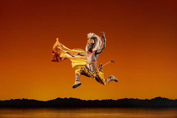 The Lion King Edinburgh
