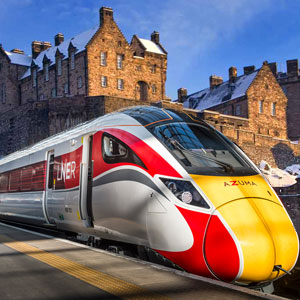 RAIL BREAKS to LONDON - 1/2 price hotel and rail deals